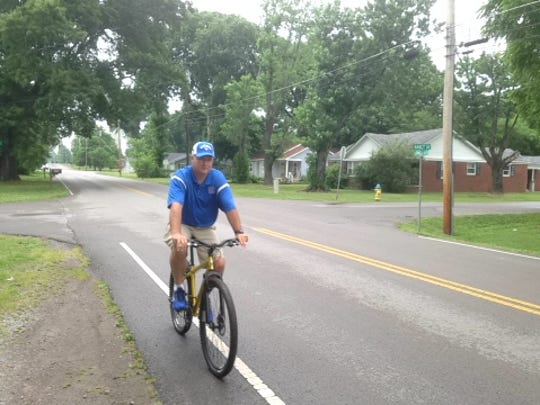 In May 2016, Murfreesboro Councilman Eddie Smotherman rode his bike on Jones Boulevard to demonstrate the need for a sidewalk or bike lane between Mitchell-Neilson schools and the Boys and Girls Club. The city plans to add a multi-use path for pedestrians and walkers on one side of Jones Boulevard and a sidewalk on the other.