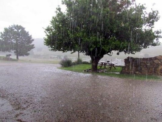 RAIN matthew midgett