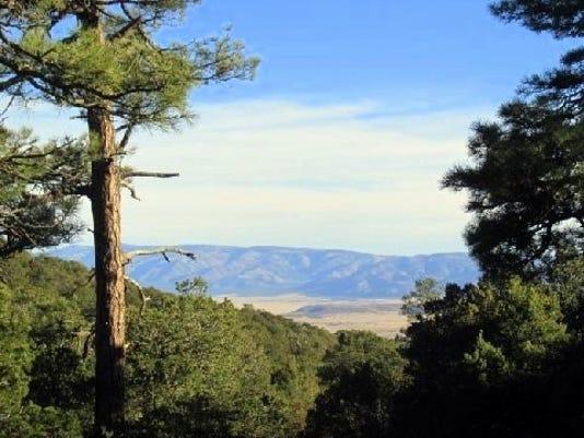 scenic view jicarilla
