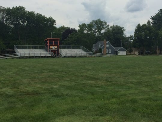 The Port Edwards football field will not play host