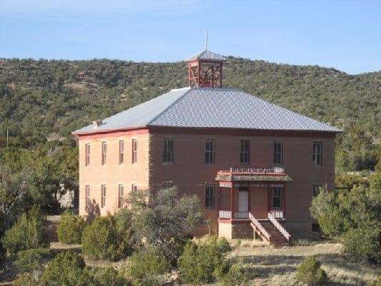 white oaks school museum
