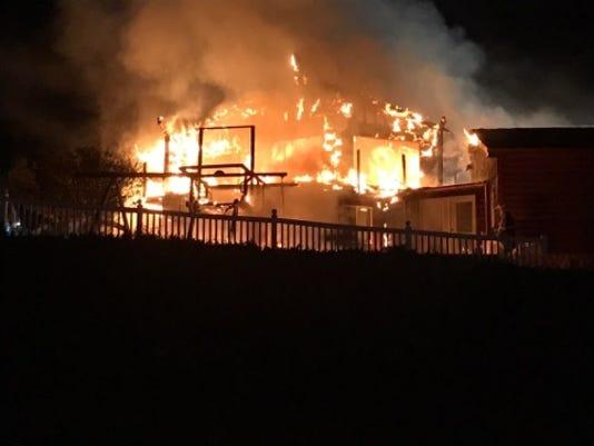 Fire dillsburg