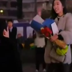 A Chinese woman rejected a proposal because she deemed the diamond too small.