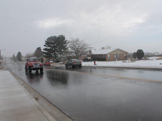 Alamo snow 2