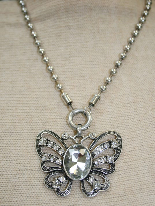 Butterfly-Crystal Necklace   $46.jpg