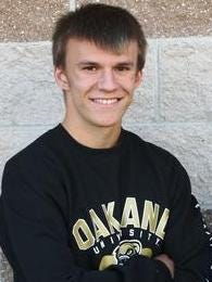 Keenan Jones won two events Tuesday afternoon against Wayne.