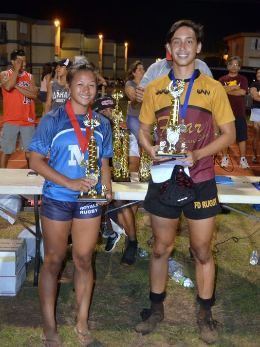 2016 GRFU/IIAAG high school rugby awards ceremonies