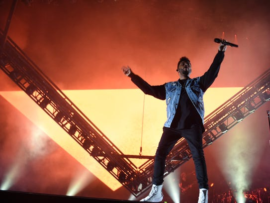 The Weeknd closes out the final night of the 16th annual