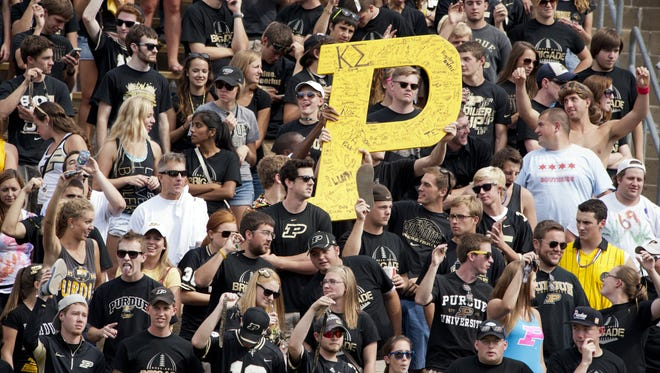 Purdue saw another record breaking year with a total of $37.6 raised during Purdue Day of Giving, with the most donations coming from the graduating class of 2017.