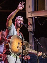 Riley Green will perform at Montgomery's Patterson