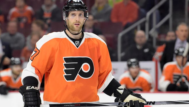 Andrew MacDonald led the Phantoms defense in scoring with 13 points in 23 games.