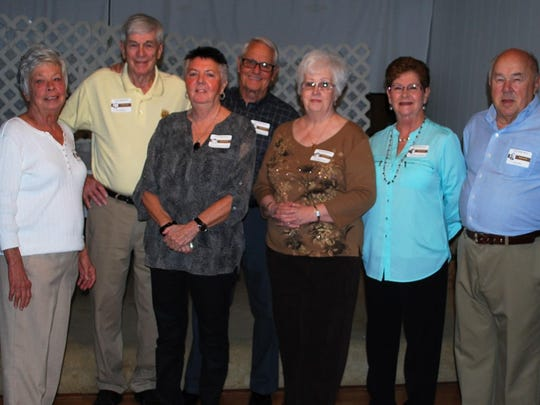 Class of 1961 Central High School Class of 1961 hosted its 55th class reunion recently at the Eagles Country Club.  It was a time of renewing old friendships and making new friends. Pictured are committee members Marylee Giolitto, Kerry Chesser, Carole Davis, Bud Hales, Jean Nelson, Lou Effinger and Dave Ellis.