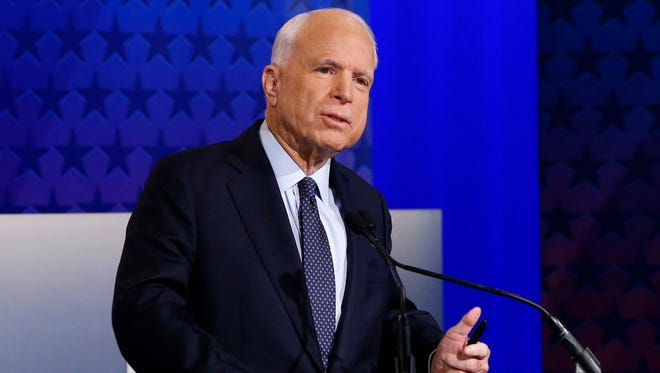 Sen. John McCain