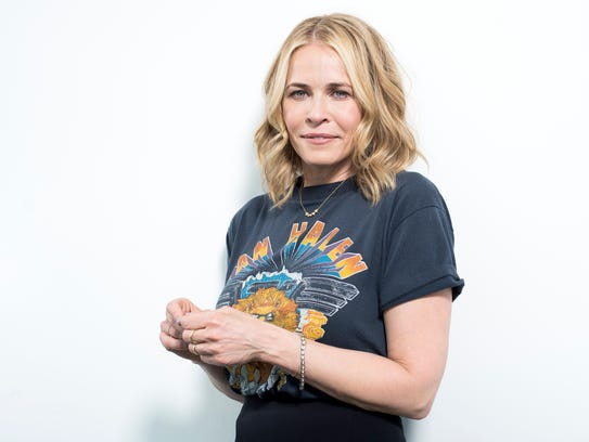 Chelsea Handler in April 2016 in New York.