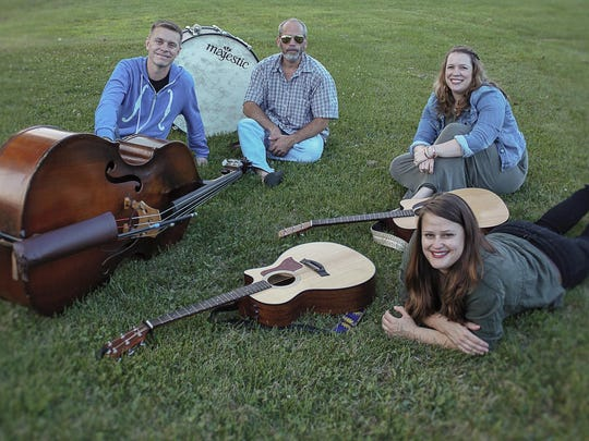 Next to Kin will perform Friday at Seedstock.