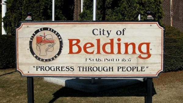 The Belding City Council rezoned properties on North Bridge Street and granted permission to burn a brush pile during its meeting Tuesday, Jan. 19.