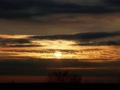 Sunny conditions return after first freeze in Mississippi