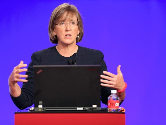 Mary Meeker, a partner at Kleiner Perkins, was quoted