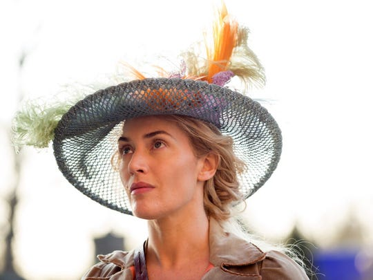 Kate Winslet plays a widowed gardener in the period