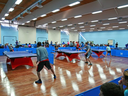 Westchester Table Tennis Center in Pleasantville offers