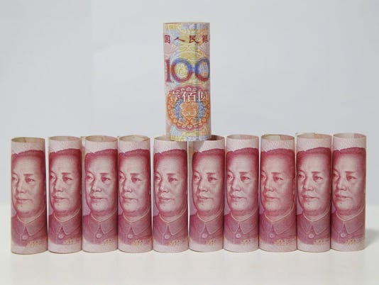 Yuan and you: How China's devalued currency affects U.S. consumers