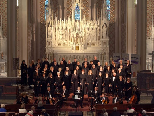 Musica Sacra will reprise Mozart's Coronation Mass in the Cathedral Basilica of the Assumption.