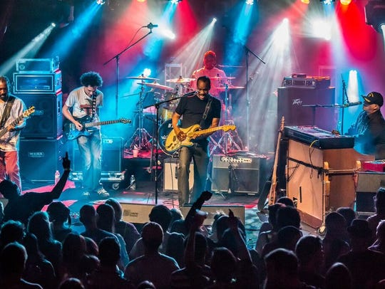 Catch New Orleans band Dumpstaphunk and many more at Suwanee Rising.