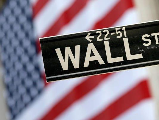 AP FINANCIAL MARKETS WALL STREET F FILE USA NY