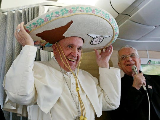 Clearly, the sombrero deserves its own introduction.
