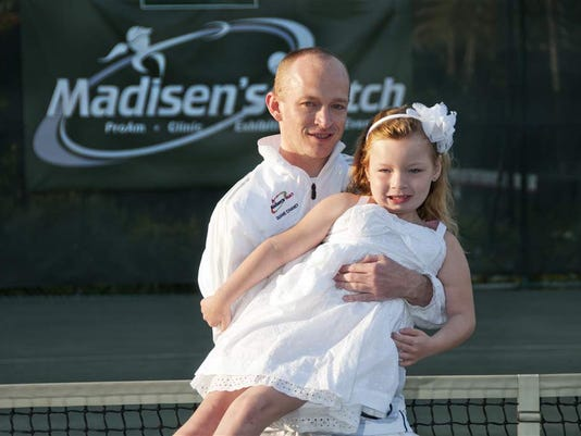 Madisen's Match is March 18-19 in Fort Myers.