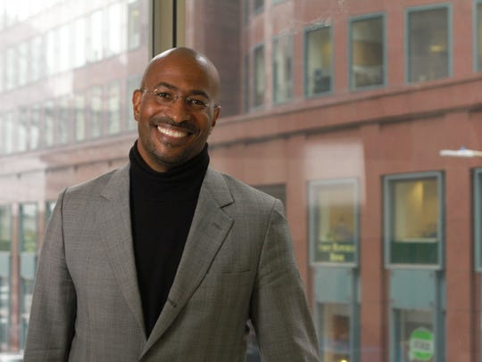 YesWeCode leader Van  Jones