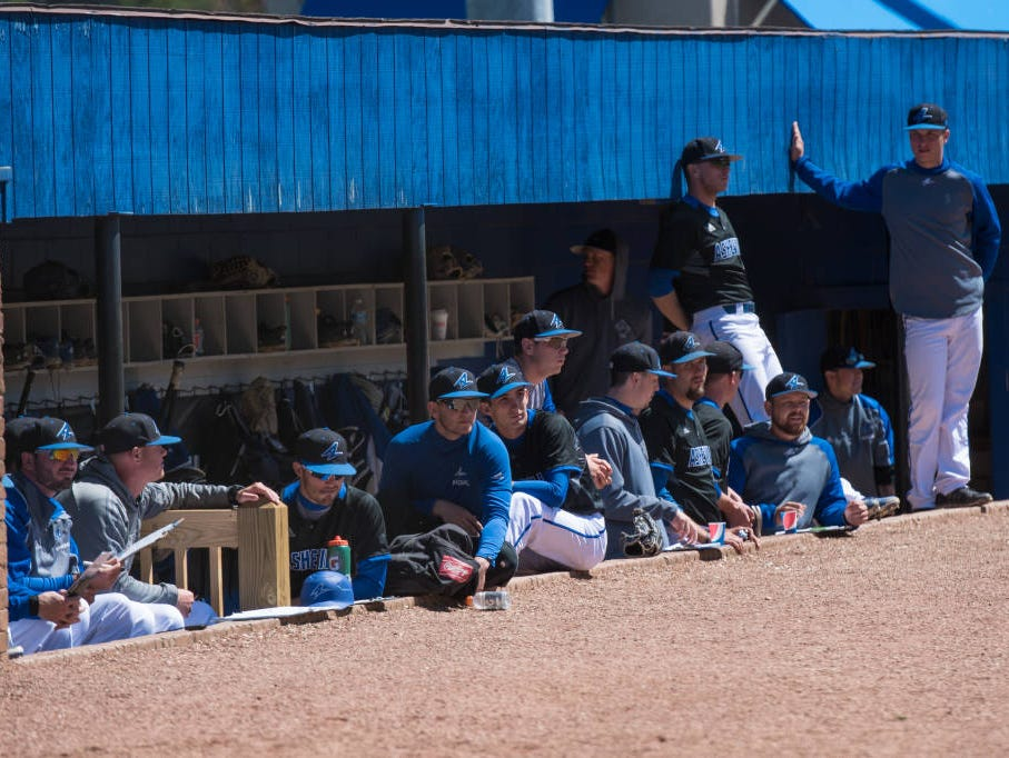 UNC Asheville will host a pair of youth baseball camps next month.
