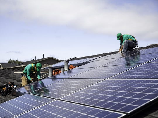 SolarCity is the leading purveyor of solar solutions
