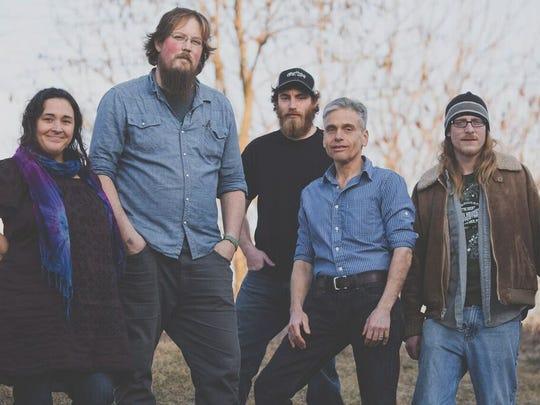 Mountain Ride Bluegrass Band