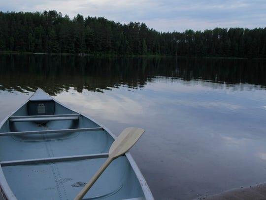 The abundance of lakes near Phelps are perfect for boating, fishing, kayaking and canoeing