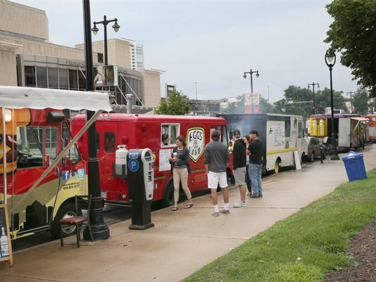 Milwaukee food trucks