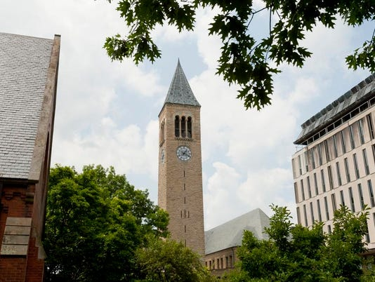 Cornell tower