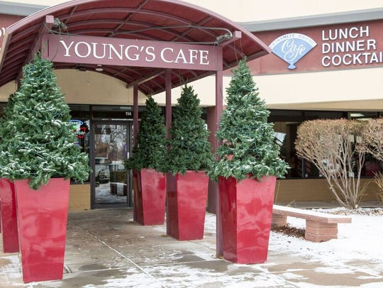 Young's Cafe opened in 1987 as Fort Collins' first
