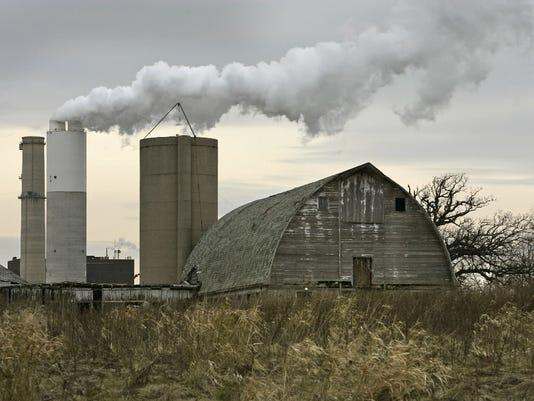 Pleasant Prairie coal plant
