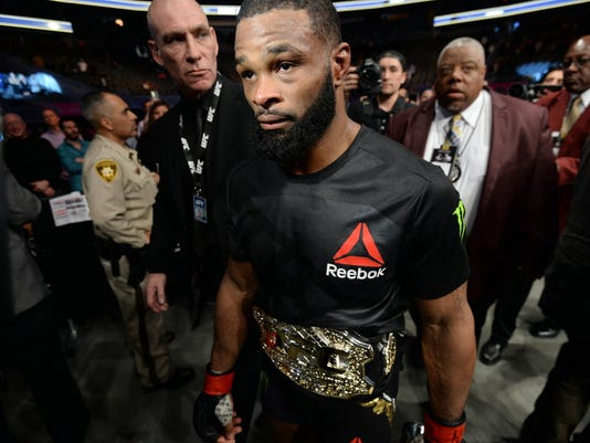 USP MMA: UFC 209-WOODLEY VS THOMPSON S OTH USA NV