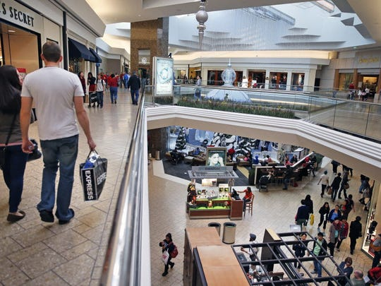 Express Inc.'s sales have suffered as fewer people shop at malls.
