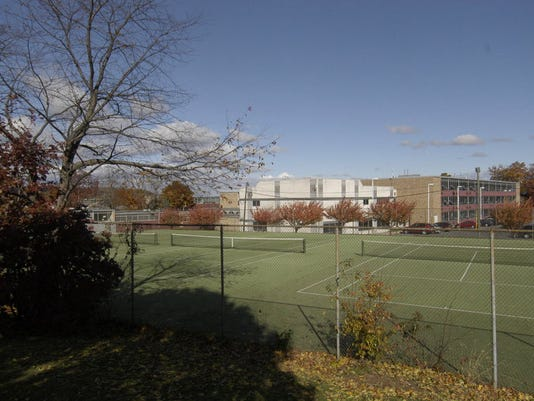 Clifton tennis courts