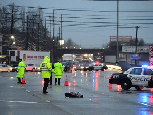 March 27, 2015 accident on Route 17