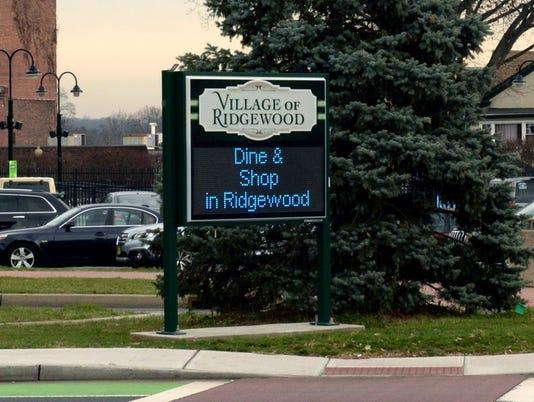 Ridgewood train station