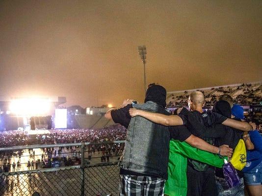 Corey Taylor, Chris Cornell