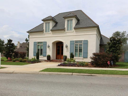 This 4 bedroom, 4 1/2 bath home is listed at $950,000.