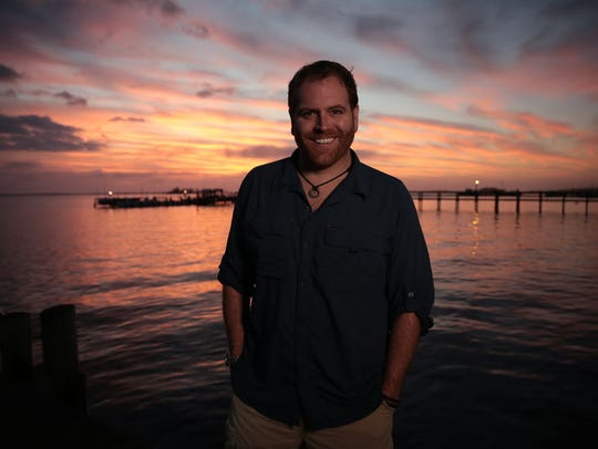 """Josh Gates, host of The Travel Channel's """"Expedition"""