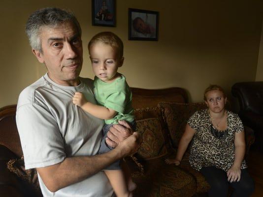 NJ Syrian family