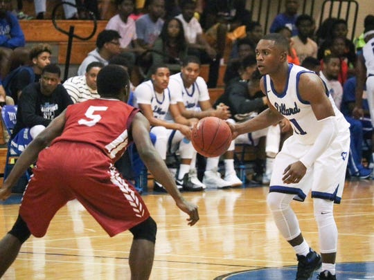 Former Byrd standout Montrey Thomas Jr. has transferred