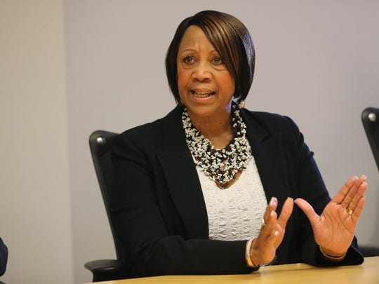 Sheila Oliver is the Lt. Governor-elect